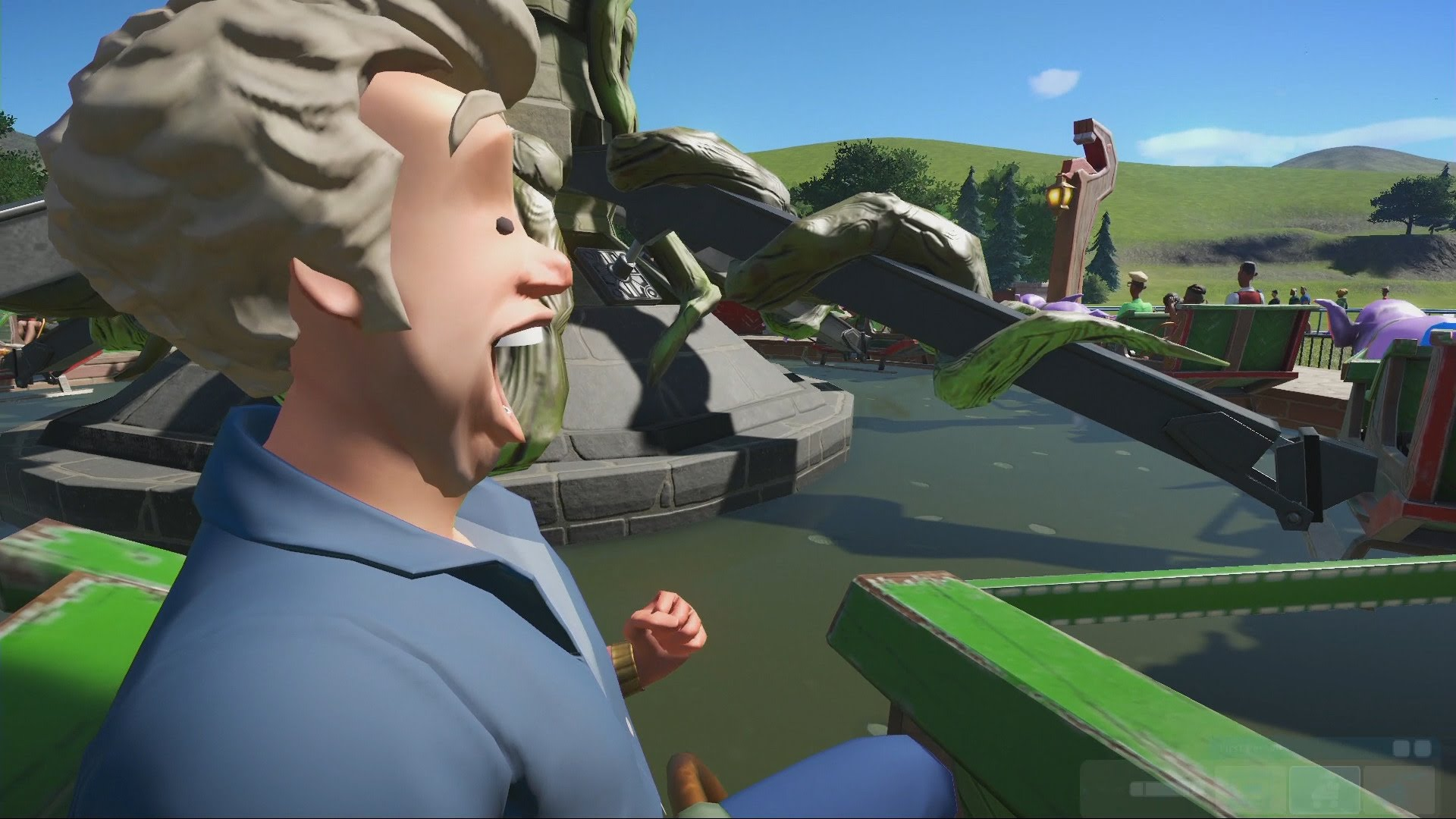 Planet Coaster: Quick Look