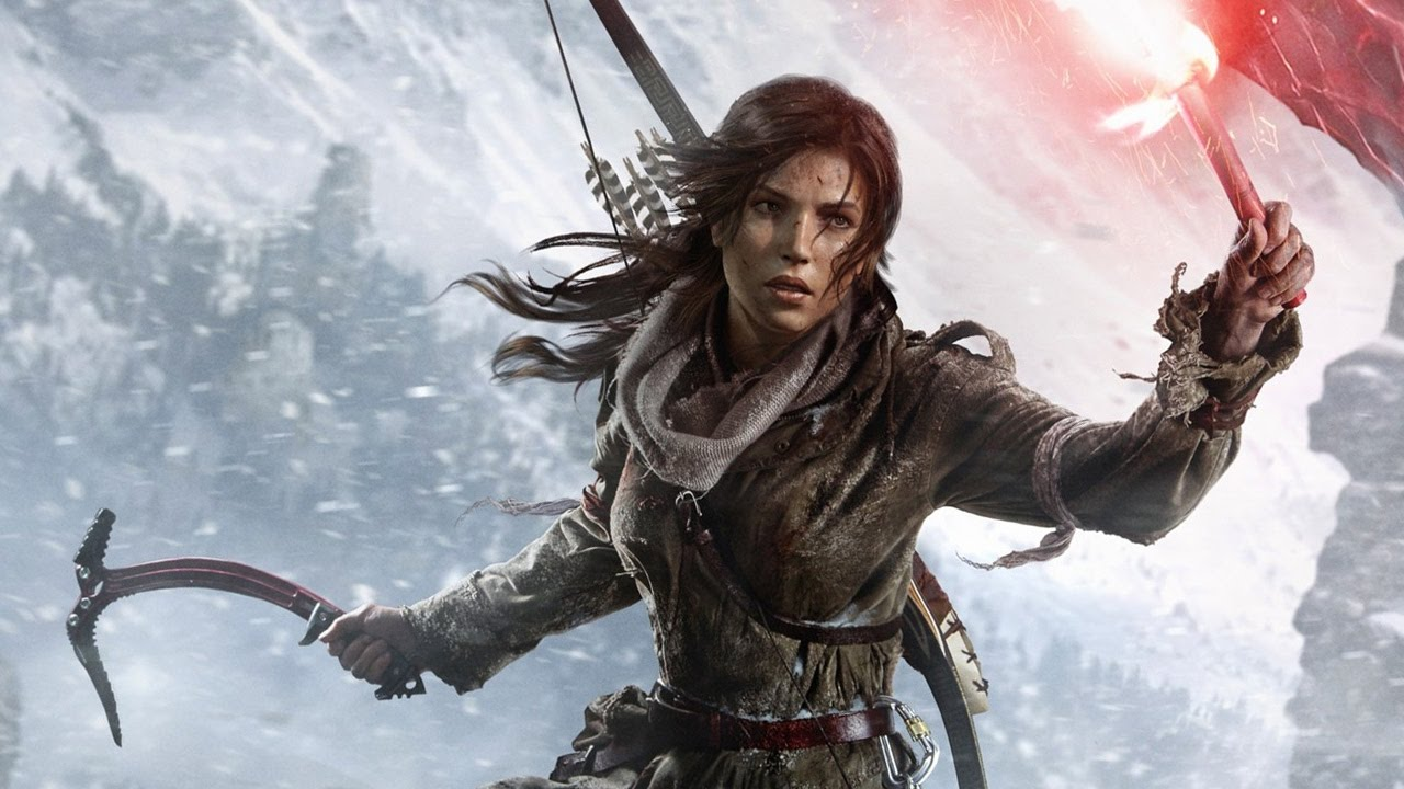 Naomi Plays: Rise of the Tomb Raider on PS4 Pro