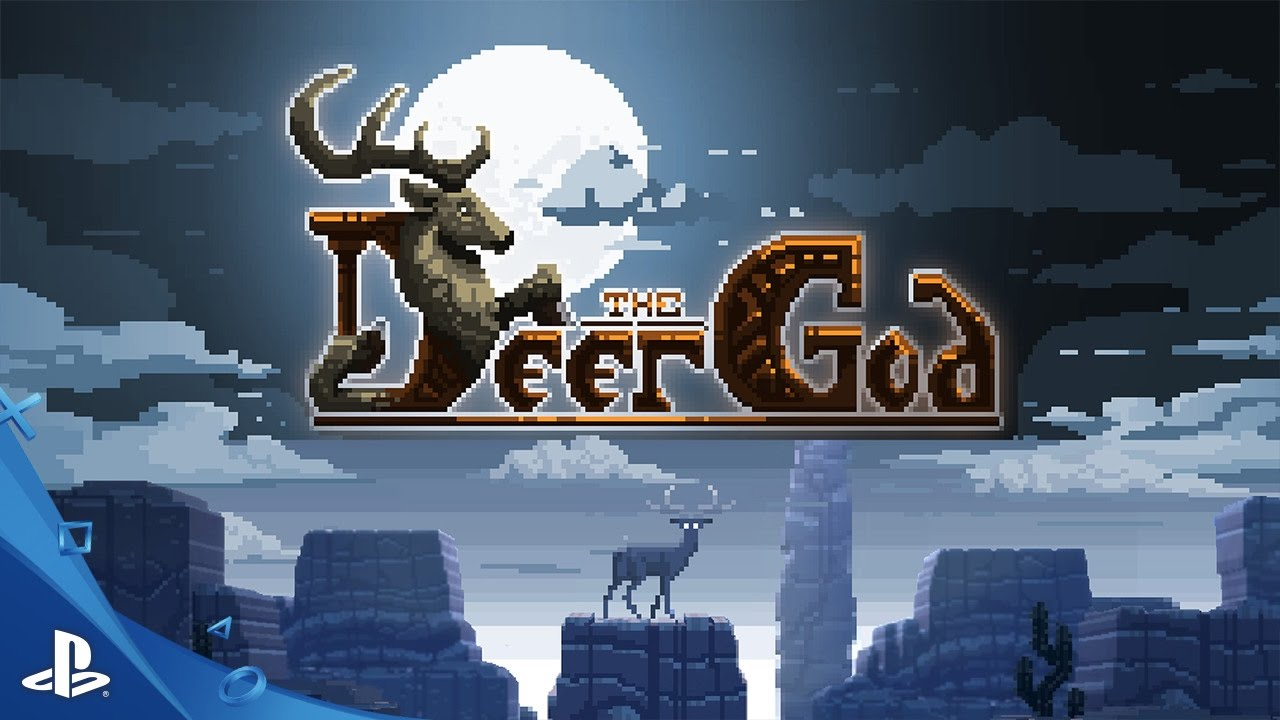 The Deer God – Gameplay Trailer | PS4