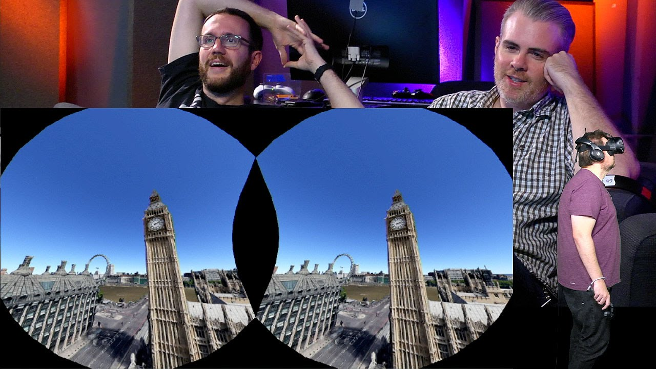 VRodeo 06: Google Earth in VR, Serious Sam, and More