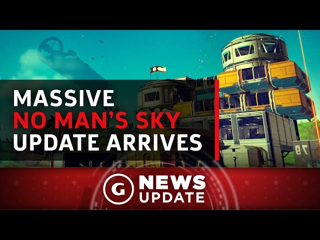Massive No Man's Sky Update Arrives And Adds Base-Building – GS News Update