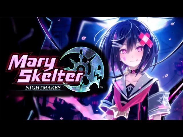 Mary Skelter: Nightmares – Official Trailer