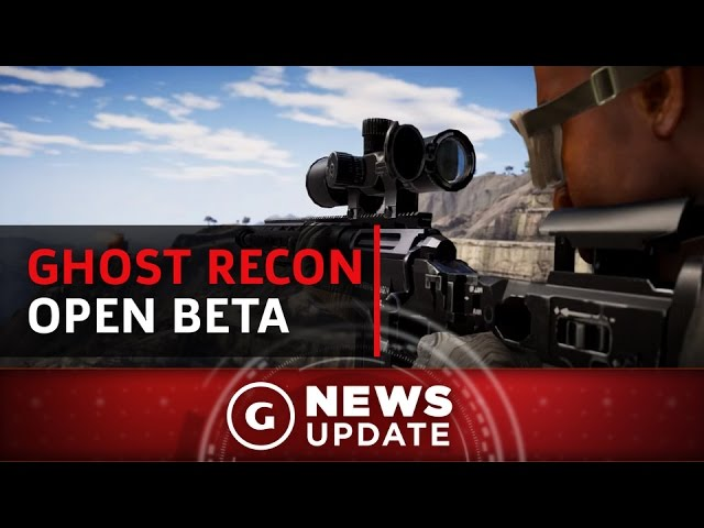 Ghost Recon: Wildlands Open Beta Coming – GS News Update