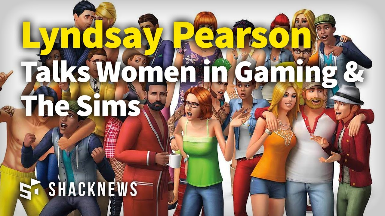 Lyndsay Pearson Talks Women in Gaming & The Sims