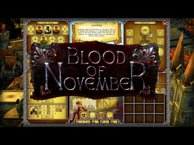 Eisenwald: Blood of November – Release Trailer