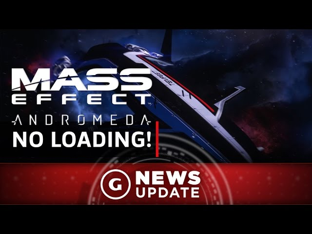 Mass Effect: Andromeda's Ship Won't Have Loading Screens – GS News Update