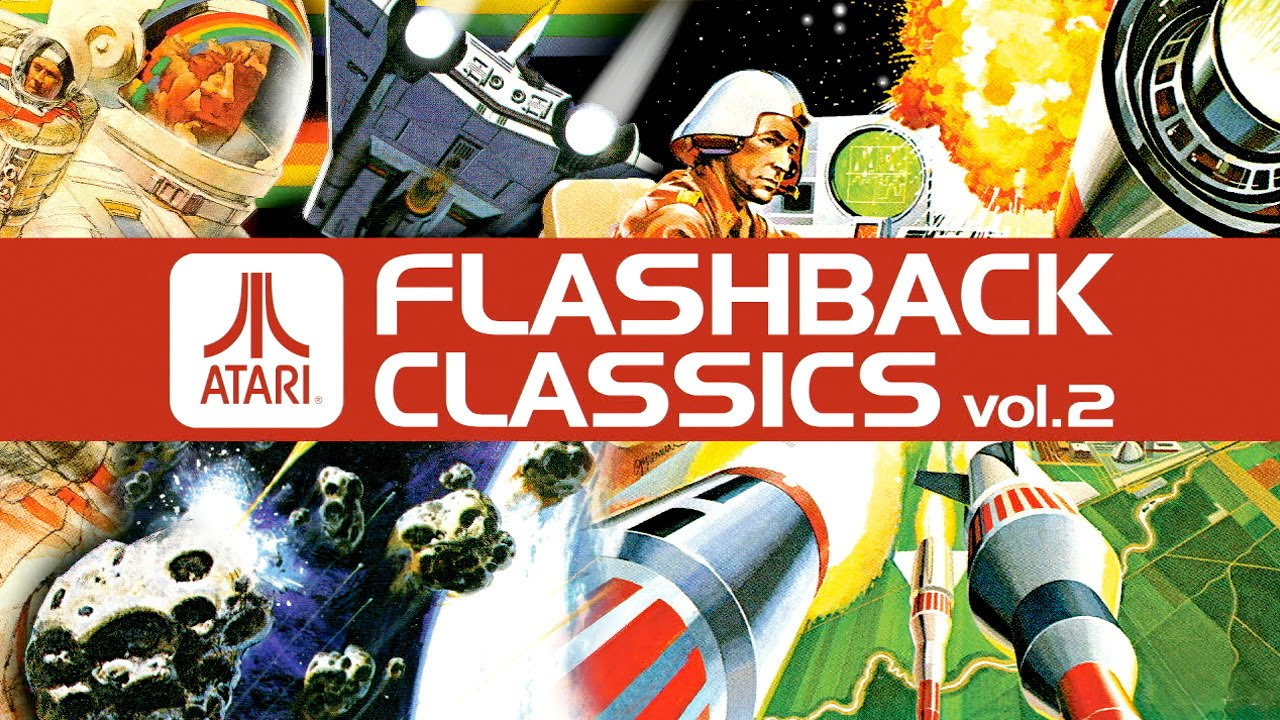 Atari Flashback Classics vol. 2: Quick Look