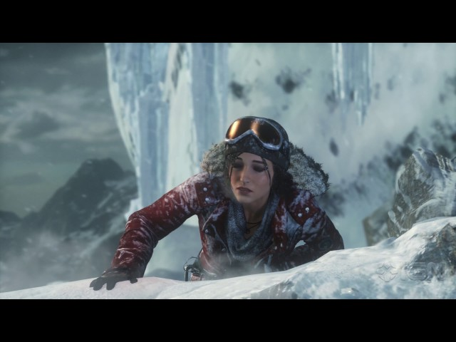 4K PS4 Pro: 17 Minutes of Rise of the Tomb Raider Gameplay