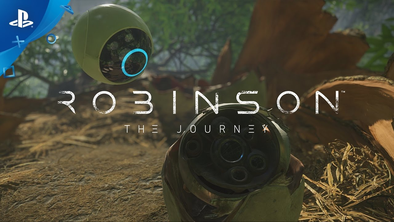 """Robinson: The Journey – """"An Adventure Like No Other"""" Launch Trailer 
