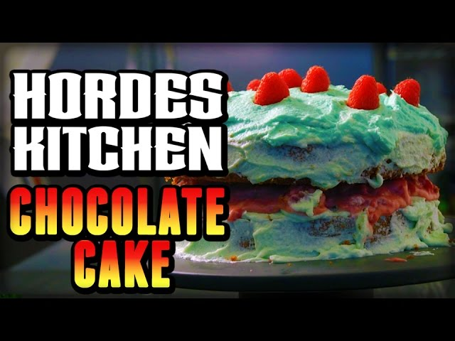 Delicious Chocolate Cake from World of Warcraft – Hordes Kitchen