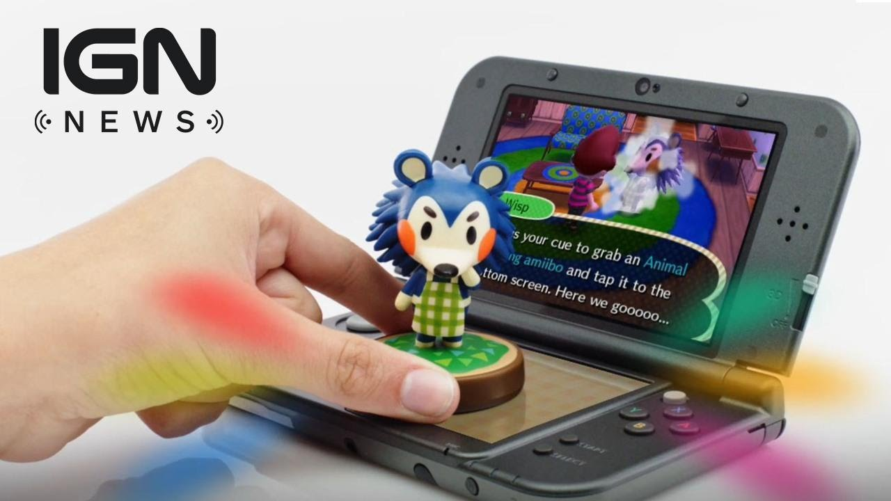 Animal Crossing: New Leaf Update Introduces Amiibo Support – IGN News