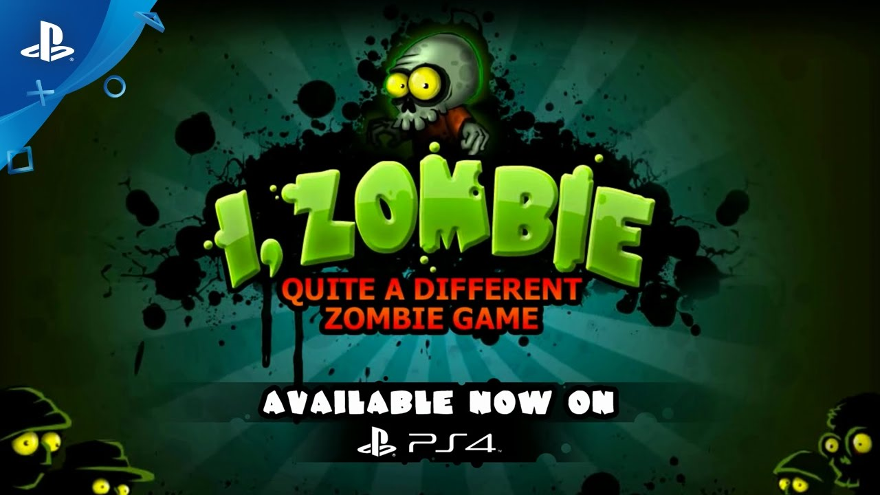 I, Zombie – Gameplay Trailer | PS4