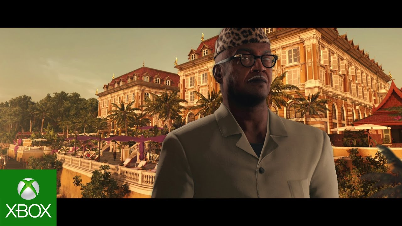 HITMAN™ – Elusive Targets – The Ex-Dictator