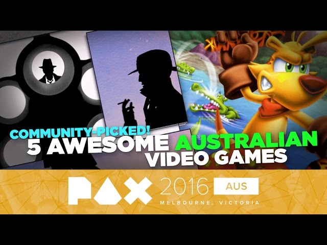 5 Amazing Australian-Made Video Games – PAX Aus 2016