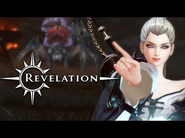 Revelation Online – Swordmage Trailer