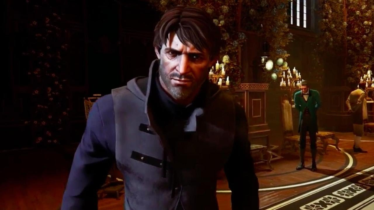 Dishonored 2 Official Corvo Attano Spotlight