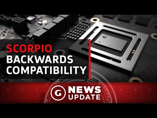 Project Scorpio Will Support Xbox 360 Backwards Compatibility – GS News Update