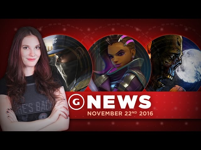 Watch Dogs 2 Multiplayer Arrives & New Blizzard Game Looks Likely! – GS Daily news