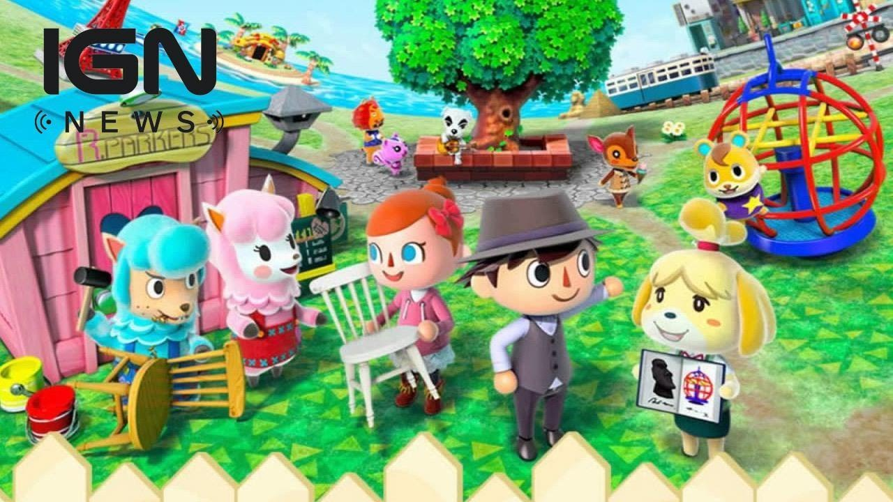Nintendo Unveils New Mini-games for Animal Crossing: New Leaf – IGN News