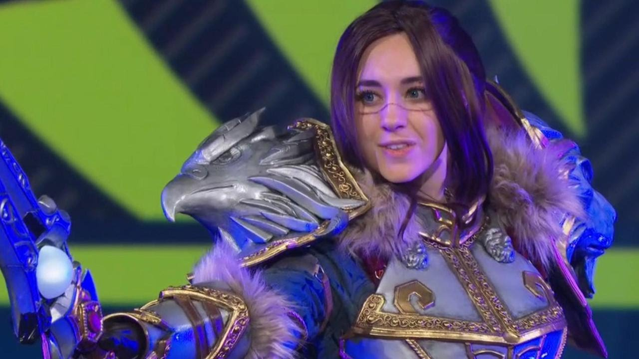 Every Cosplayer From Blizzcon's Costume Contest – IGN Access