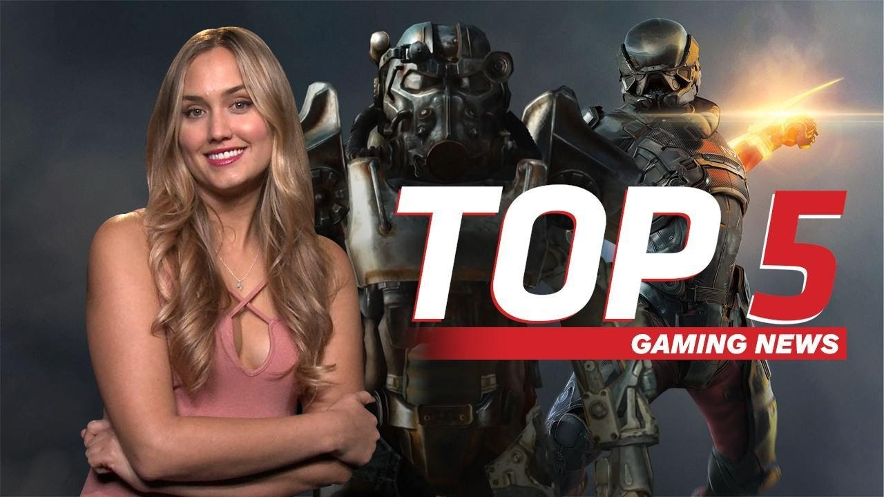 PS4 Fallout 4 Mod Support, Mass Effect: Andromeda Story Details – IGN Daily Fix