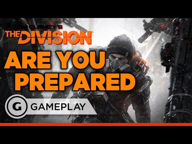 The Division: Survival DLC Opening Cinematic