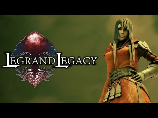 Legrand Legacy – Cinematic Trailer