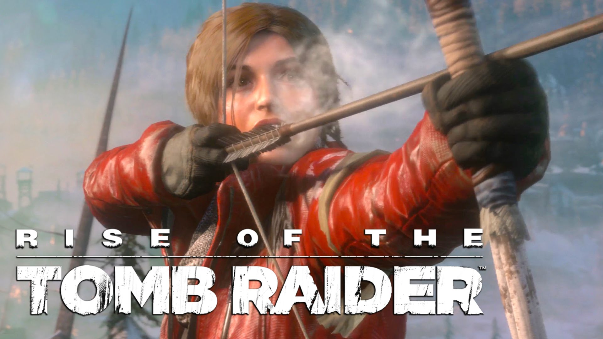 Rise of the Tomb Raider – Official PS4 Pro Tech Demo (4K/30fps)