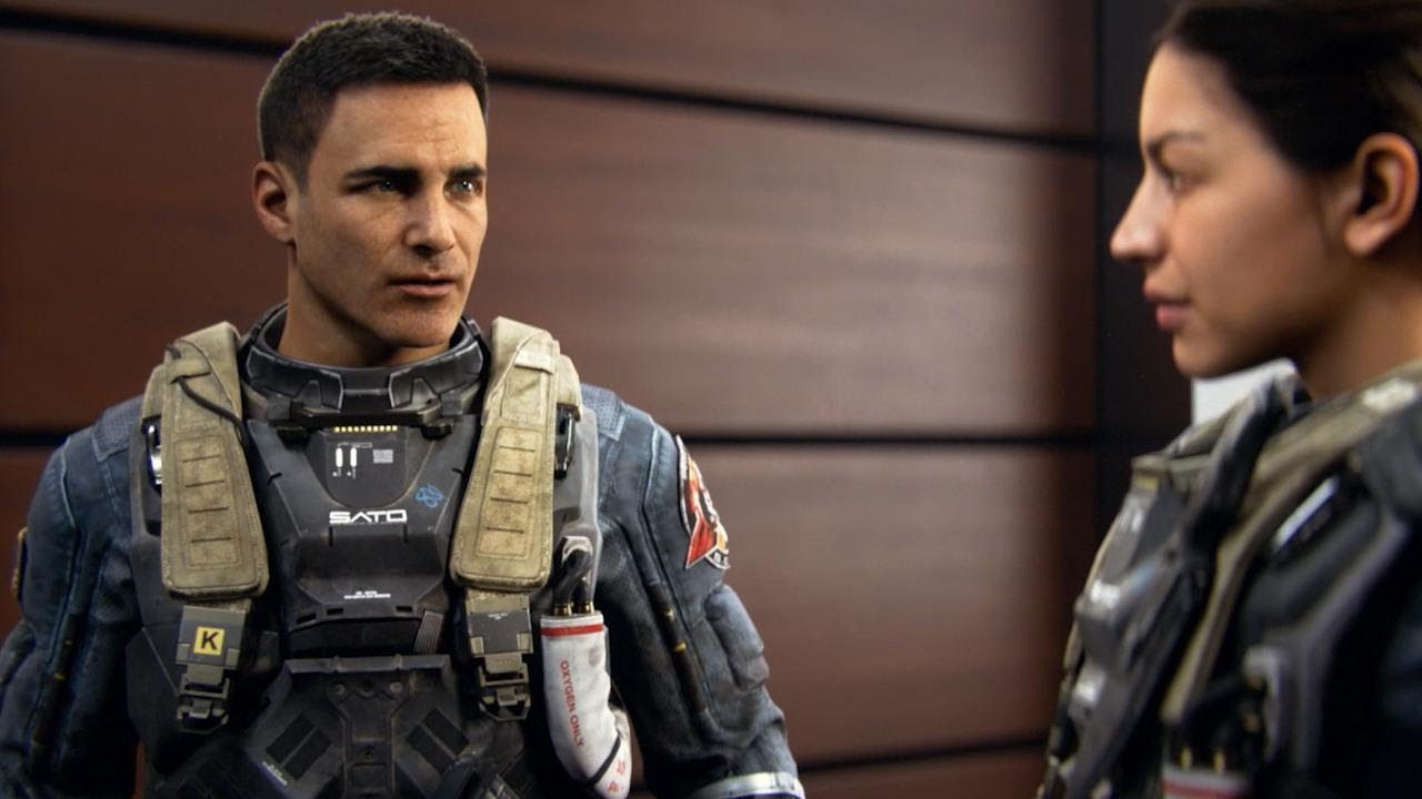 The First 15 Minutes of Call of Duty: Infinite Warfare