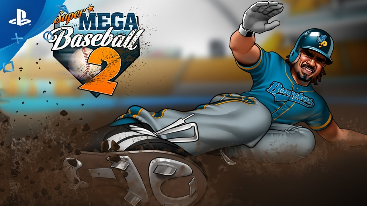 Super Mega Baseball 2 – Teaser Trailer | PS4