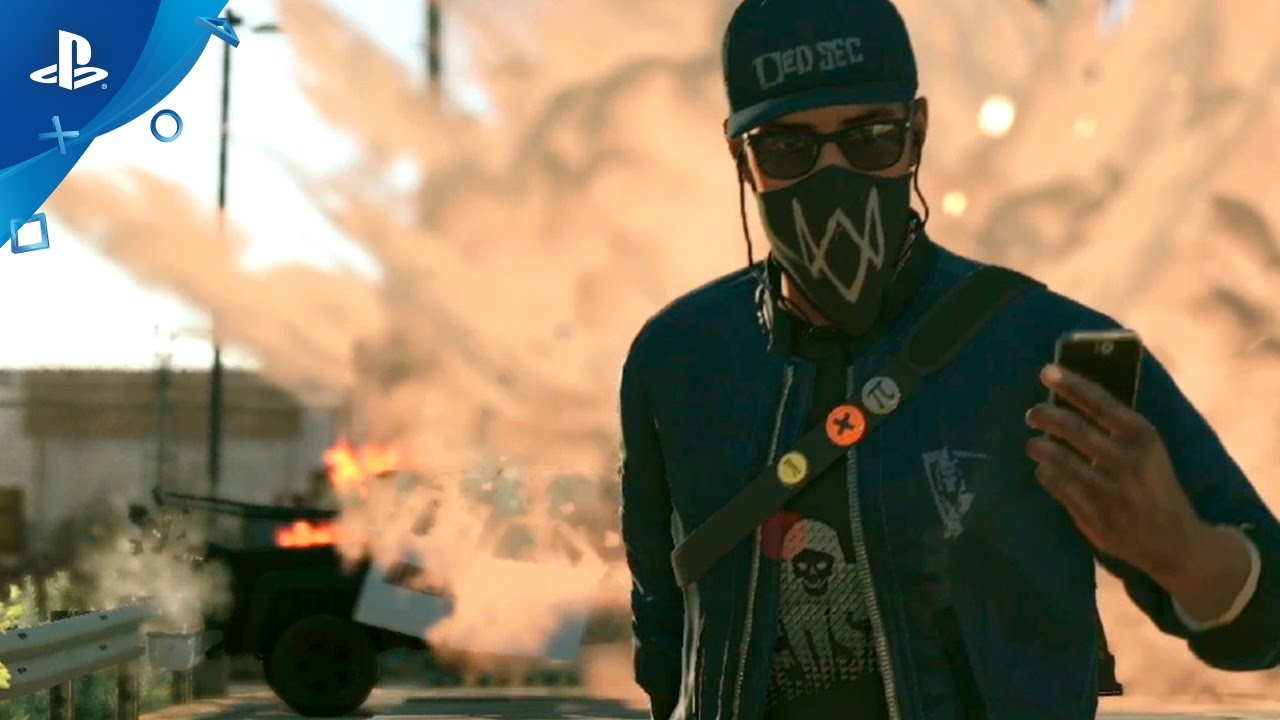 Watch Dogs 2 – Launch Trailer | PS4