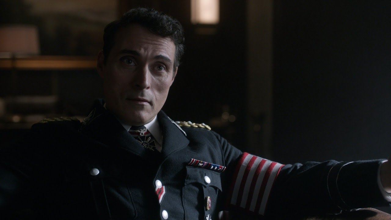 man high castle essays The nazis have flown a man to mars, can travel from germany to san francisco in 45 minutes by high-speed rocket, have drained the mediterranean sea for farmland, and have made slavery we will write a custom essay sample on the man in the high castle or any similar topic specifically for you.