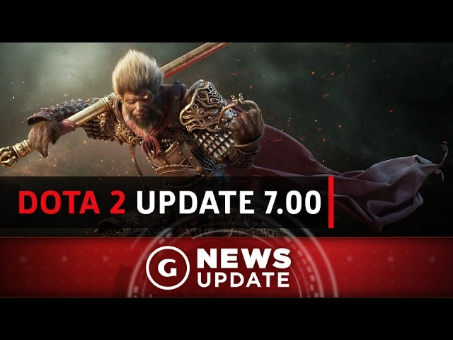 Massive Dota 2 Patch Revamps the Game and Adds New Character – GS News Update