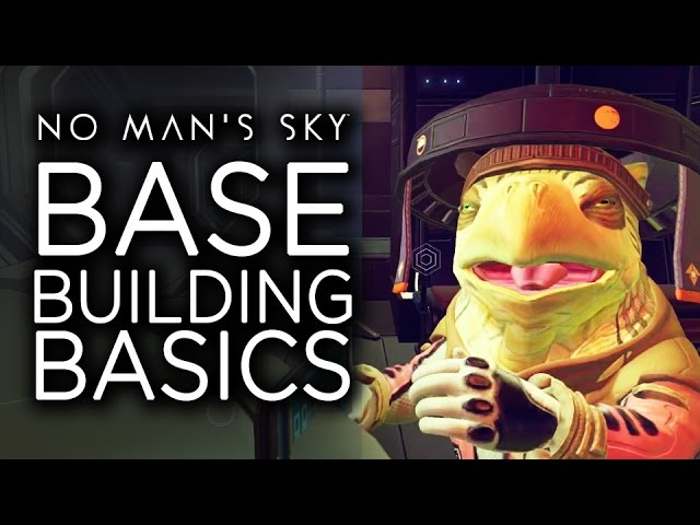 No Man's Sky Foundation Update – Base Building Guide
