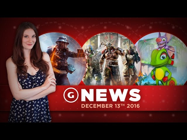 Loads Of Games Get Massive Updates & For Honor Always Online! – GS Daily News
