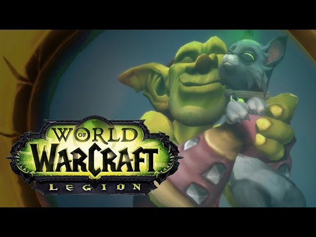 World of Warcraft – Mischief Charity Pet Trailer