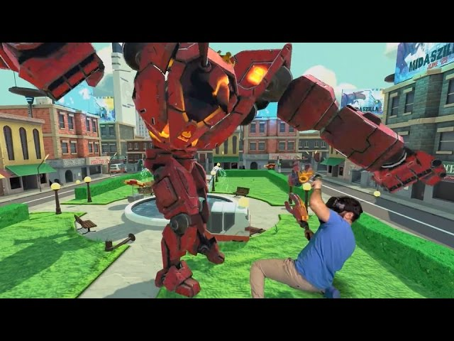 Fist of Physics – Early Access Steam VR Trailer