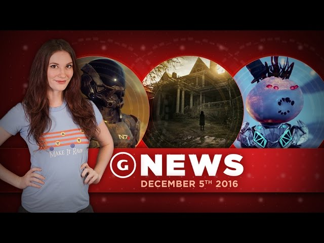 Mass Effect Andromeda Combat Detailed & Destiny's Strike Changes! – GS Daily News