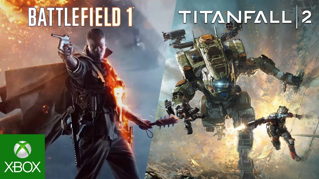 Battlefield 1 and Titanfall 2 – Highly Acclaimed FPS Games