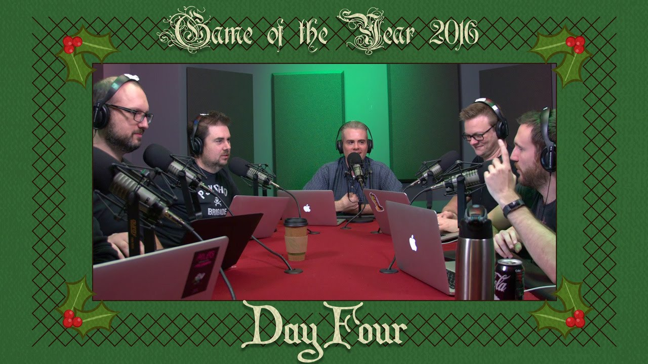 Game of the Year 2016: Day Four Deliberations