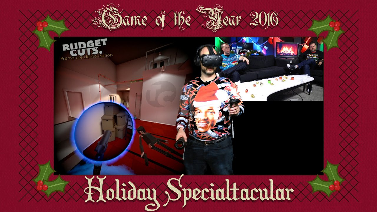 Holiday Specialtacular 2016: East Meets VR