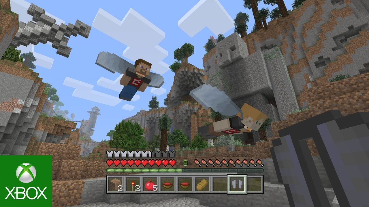 Minecraft: Console Edition Holiday Update