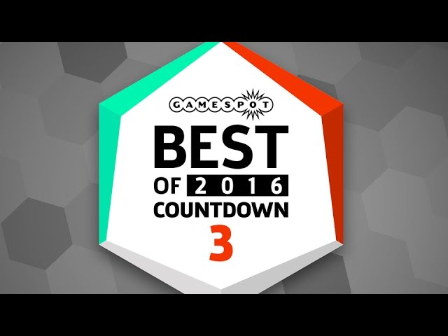 Game of the Year 2016: Number 3 – Titanfall 2