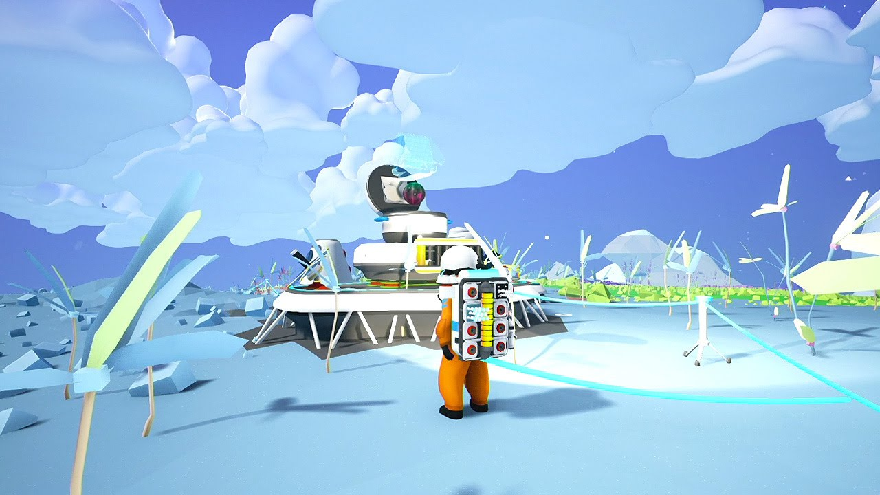 Astroneer: Unfinished 12/20/2016