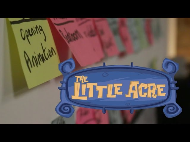 The Little Acre – Launch Interview
