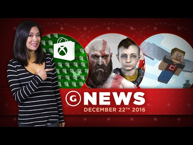 Xbox Live's Biggest Sale Ever & Minecraft Update for Consoles – GS Daily News