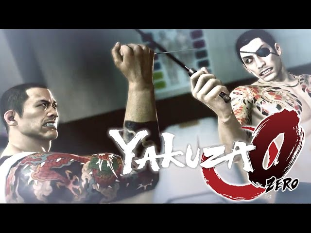 Yakuza 0 – Fighting Styles Gameplay Trailer