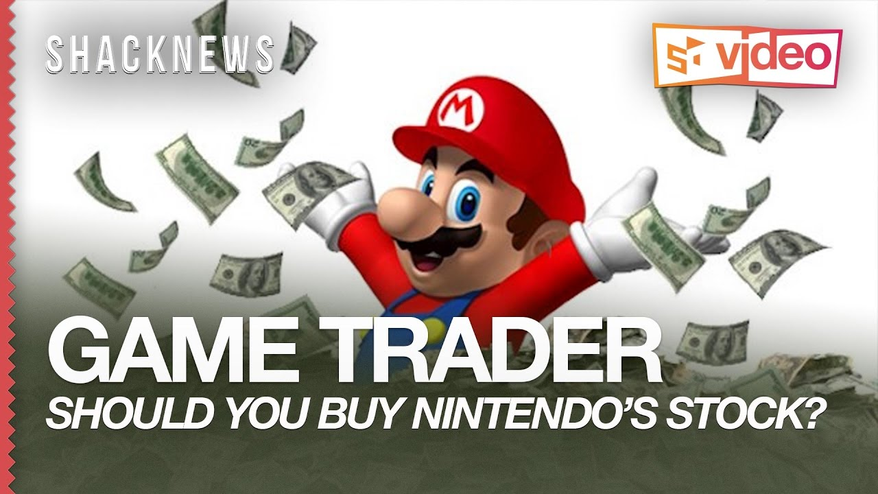 Game Trader: Should You Buy Nintendo's Stock?