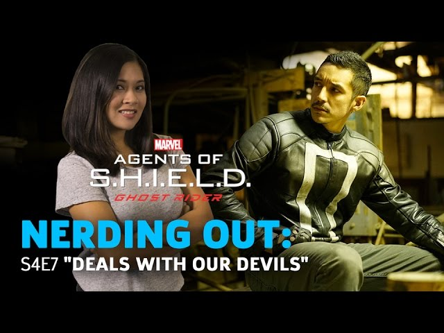 "Nerding Out: Agents of Shield 407 ""Deals with our Devils"""
