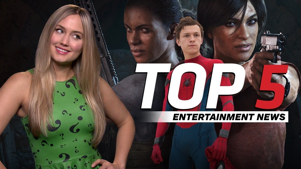 Spider-Man Homecoming Trailers & Top PSX Announcements – IGN Daily Fix